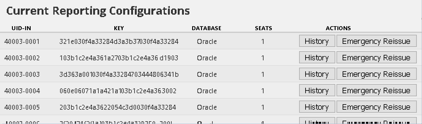 [1 seat / 1 key]  Krunch licensing