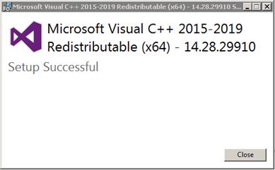 Download Visual C++