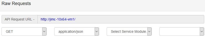 API Request URL 1