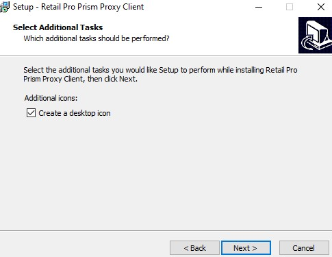 proxy install icon