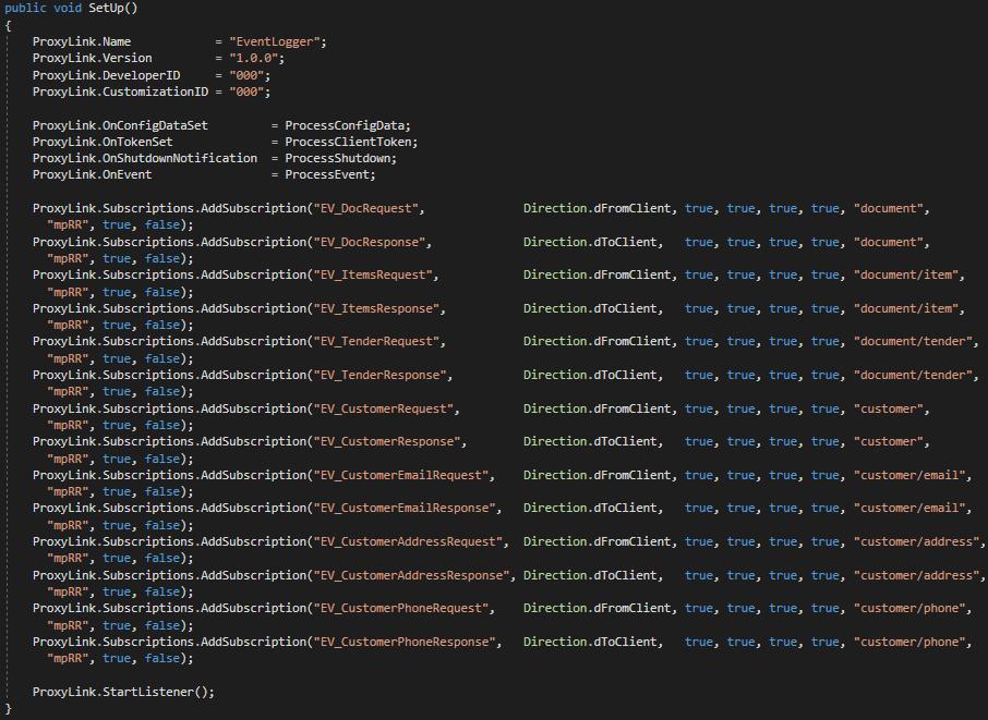 c sharp code sample 3