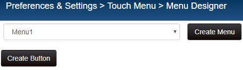 select touch pos menu
